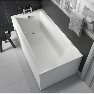 Uno Single Ended 1700mm x 750mm Bathtub by Home Etc