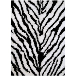 Zebra Area Rug