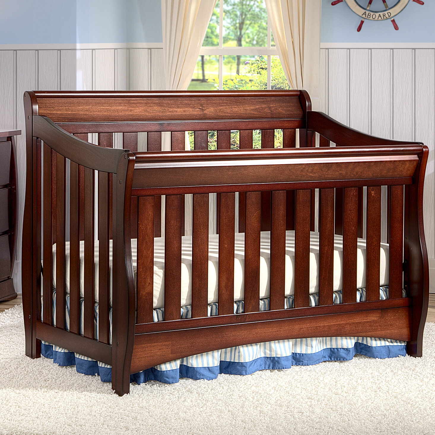 dp changer cribs set baby com and crib sorelle tuscany espresso amazon in convertible