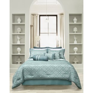 Keating 7 Piece Queen Comforter Set