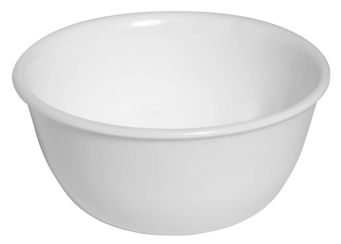 Livingware Winter Frost 12 oz. Soup/Dessert Cup