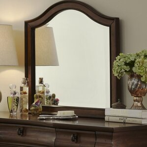 Different Shaped Mirrors dresser mirrors you'll love | wayfair