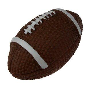 Handpainted Football Oval Knob
