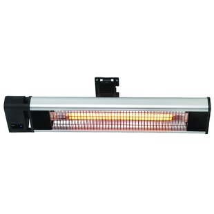 Wall/Ceiling Mounted 1500 Watt Electric Mounted Patio Heater