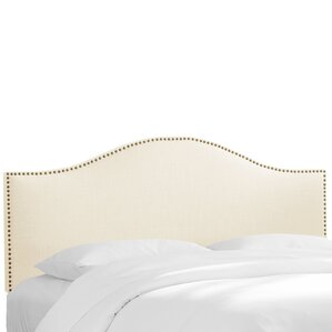 Emilia Upholstered Panel Headboard by Wayfai..
