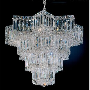 Equinoxe 15-Light Crystal Chandelier