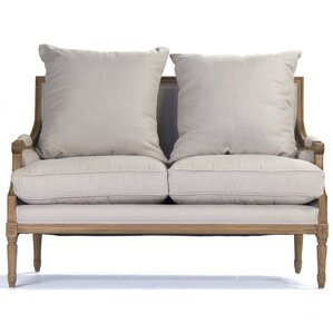 Louis Loveseat by Zentique Inc.