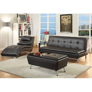 Serrano 5 Piece Living Room Set by A&J Homes Studio