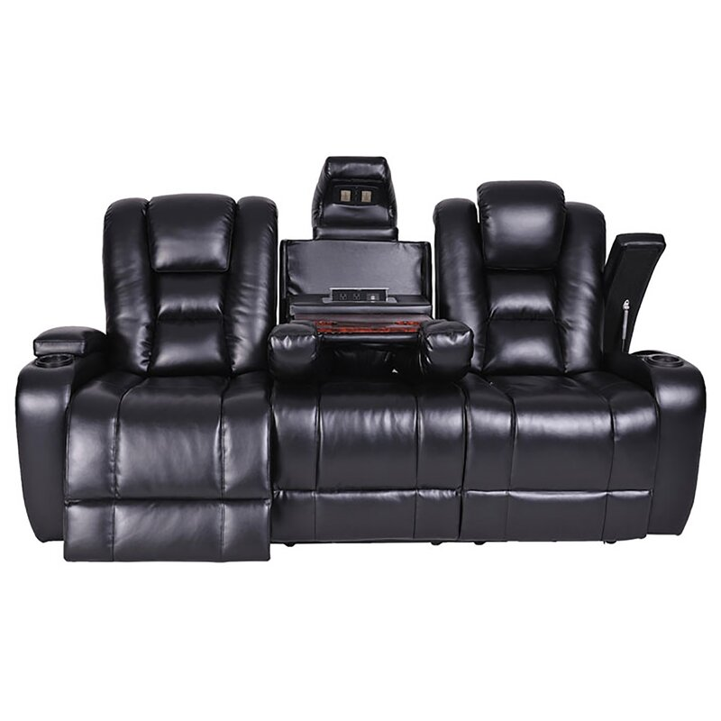 Lyke Home Reclining Sofa Wayfair