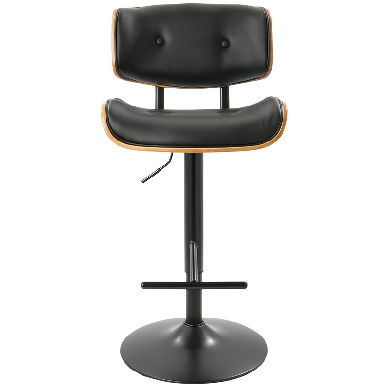 Superieur Arlon Adjustable Height Swivel Bar Stool