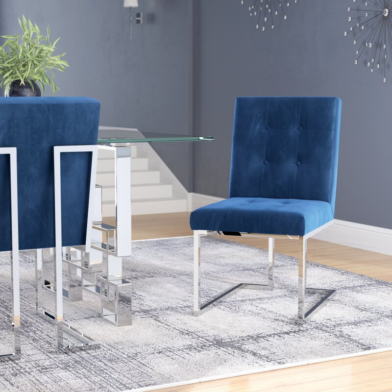 Robey Upholstery Dining Chair & Reviews | Joss & Main