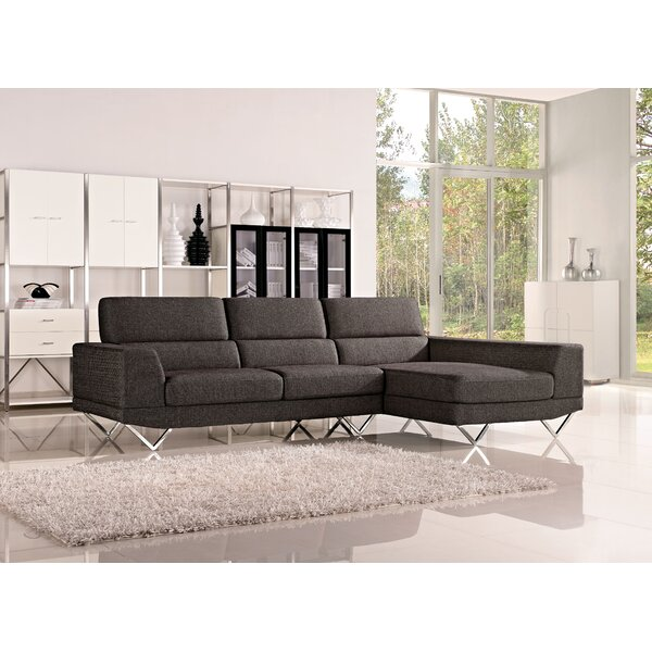 Morgan Sectional Amp Reviews Allmodern