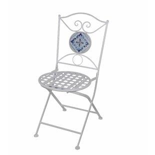 Genial Tile Metal Folding Chair