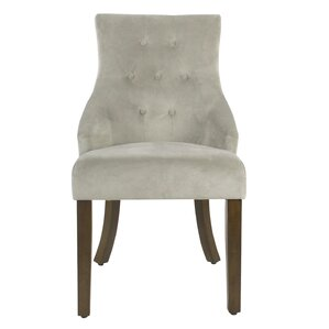 Arundel Tufted Dining Chair by Alcott Hill
