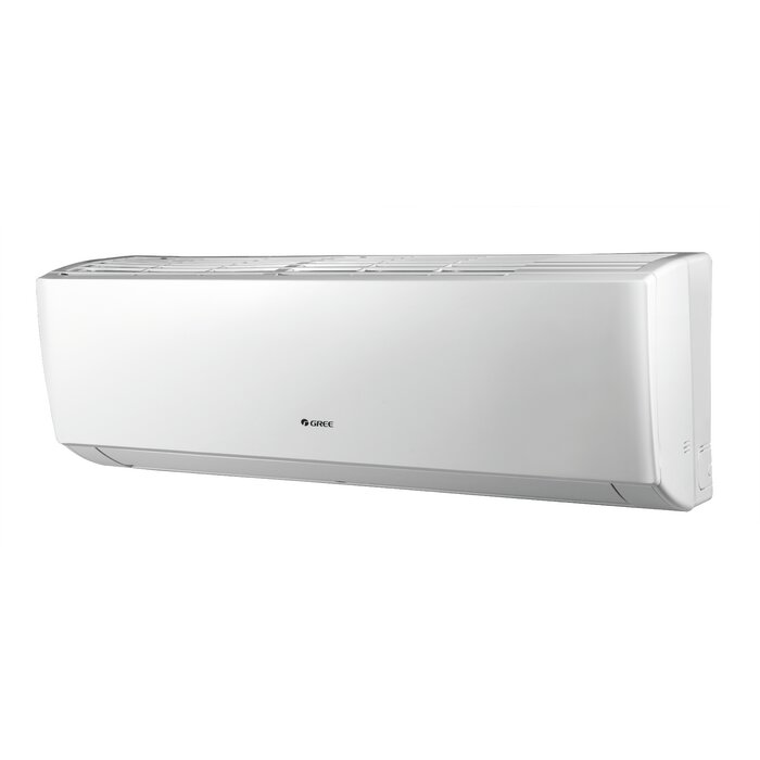 Vireo 12,000 BTU Energy Star Ductless Mini Split Air Conditioner with  Heater and Remote