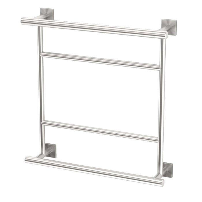 maykke mounted hill wall rack nob towel home improvement reviews wayfair pdx