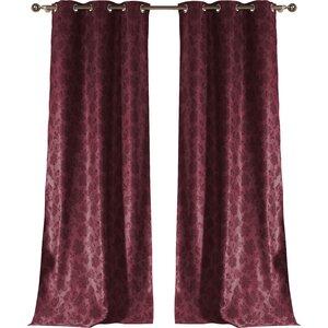Myra Blackout Curtain Panel (Set of 2)