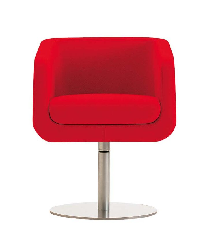 Tremendous Ro Swivel Arm Guest Chair Theyellowbook Wood Chair Design Ideas Theyellowbookinfo