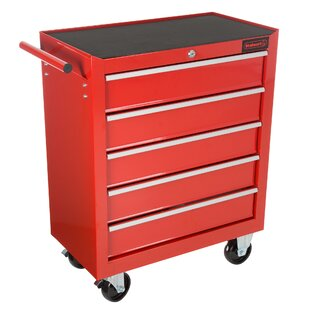 5 Drawer Rolling 20  Tool Box  sc 1 st  Wayfair & Rolling Tool Box | Wayfair