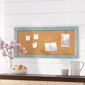 Rustic Wall Mounted Bulletin Board
