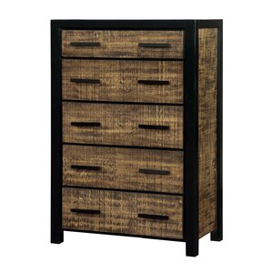 Hamberg 5 Drawer Chest by A&J Homes Studio