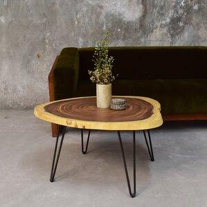 Elegant Pappalardo Slab Coffee Table