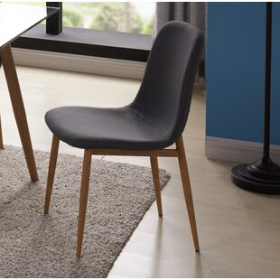 Juston Skin Upholstered Dining Chair (Set Of 6)
