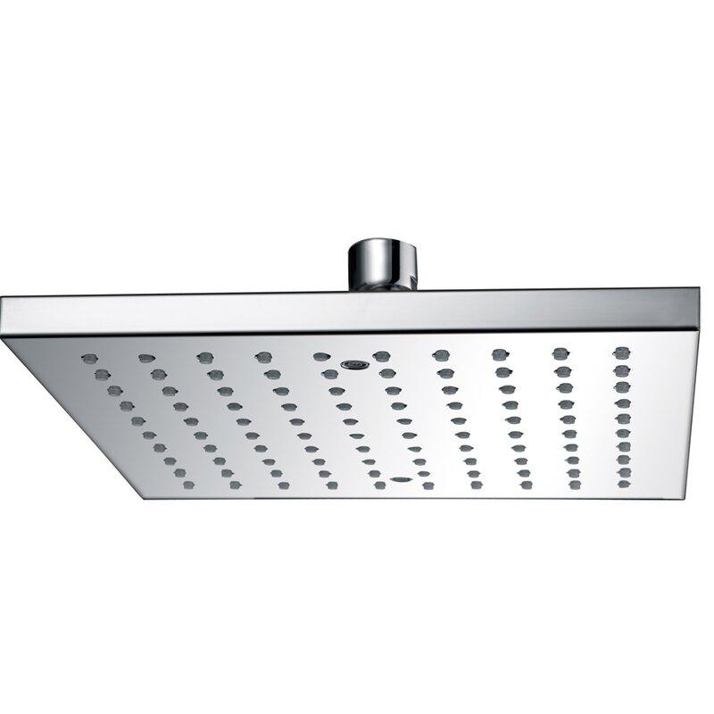rectangular rain shower head. Rain Shower Head Dawn USA  Reviews Wayfair