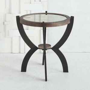 Keene End Table by Mercana