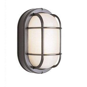 Henry 1-Light Outdoor Bulkhead Light