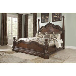 Carnearney Panel Bed by Astoria Grand