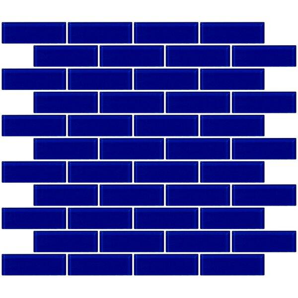 Completely new Cobalt Blue Subway Tile | Wayfair MU79