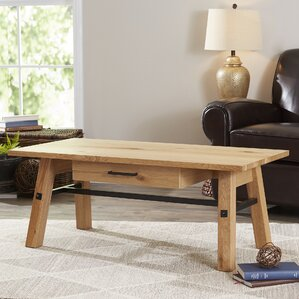 Hanover Coffee Table by Loon Peak