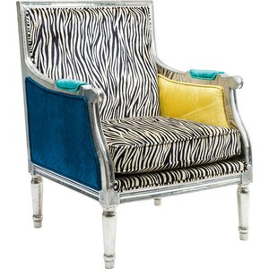 Sessel Regency Zebra von KARE Design