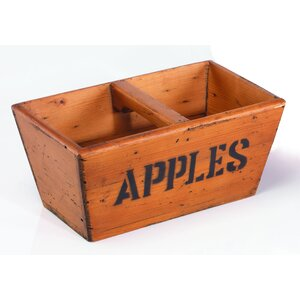 Apfelkiste Anglia aus Holz von Hazelwood Home