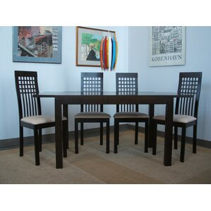 Salerno 5 Piece Dining Set by Wildon Home ?