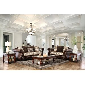 Astoria Grand Dolliver Configurable Living Room Set