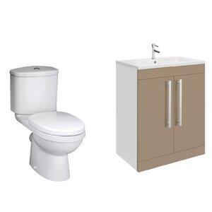 Badezimmer-Set mit Wasserhahn von Premier