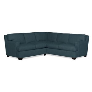 Whitney Putty Sectional by Aria Designs