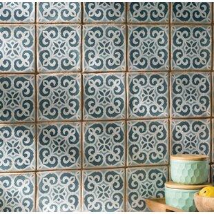 Patterned Ceramic Tile You\'ll Love | Wayfair