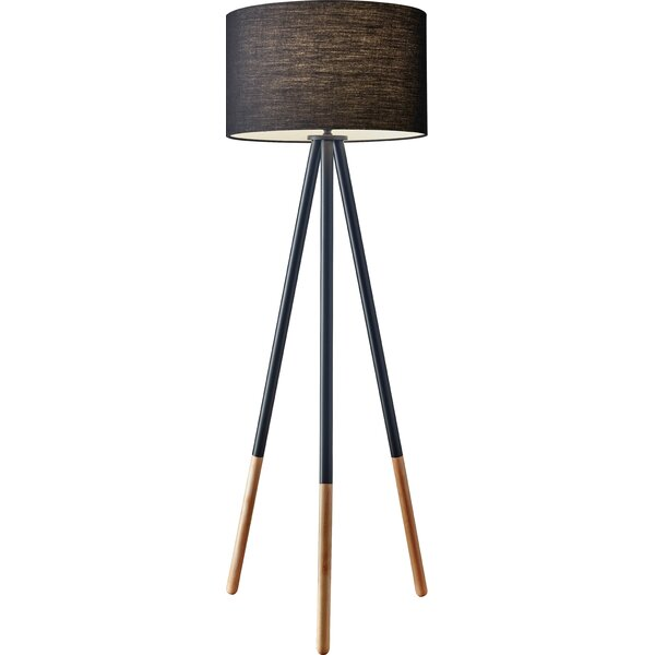 Adesso Louise 60 25 Quot Tripod Floor Lamp Amp Reviews Wayfair