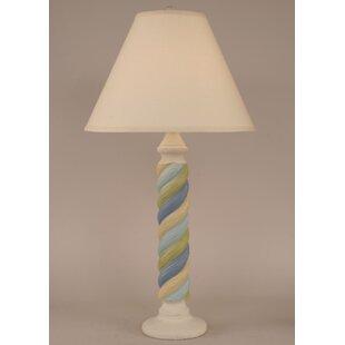 Beach and coastal lamps wayfair coastal living 325 table lamp aloadofball Image collections