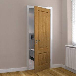 Trent Solid Oak Panelled Slab Internal Door by JB Kind Doors