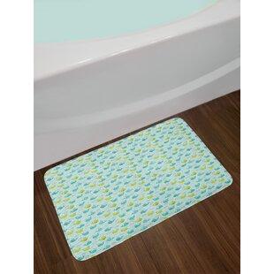 Lime Green Bathroom Decor Wayfair