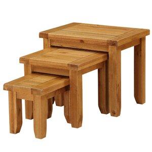 3-tlg. Satztisch-Set Acorn von Heartlands Furniture