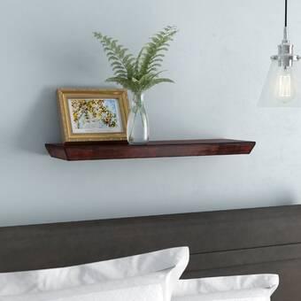 Brilliant Charlton Home Java Wall Shelf Reviews Wayfair Home Interior And Landscaping Oversignezvosmurscom