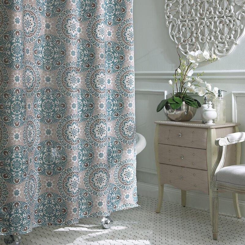 Byard Shower Curtain