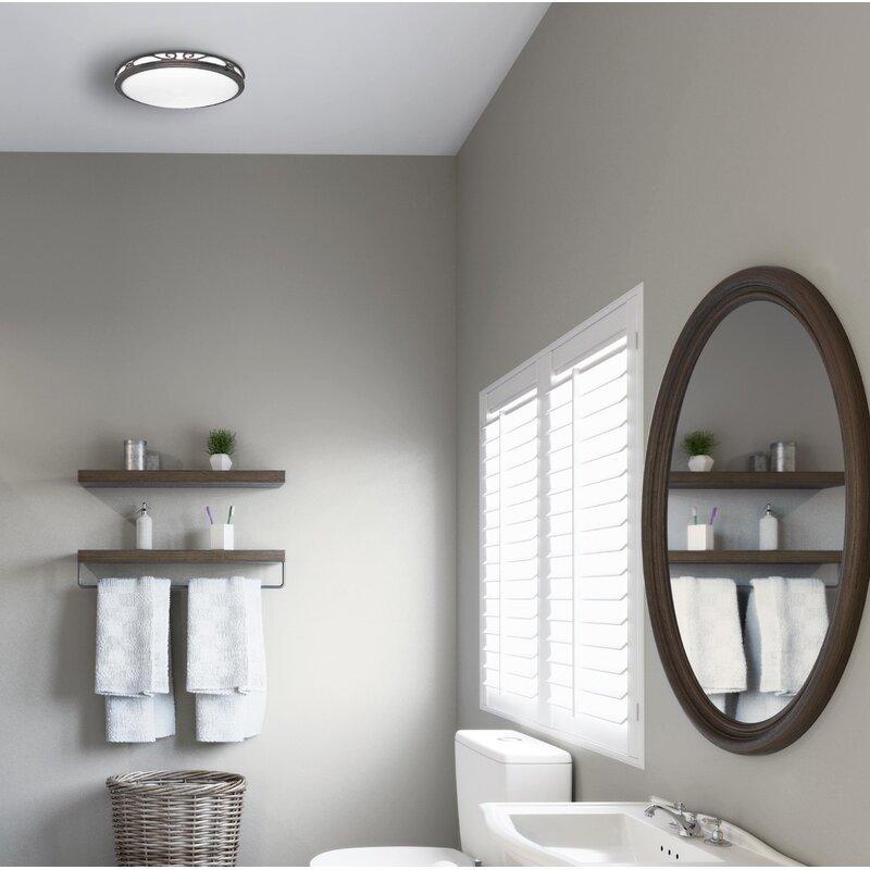 Sona 110 CFM Bathroom Fan With Light And Night Light