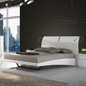Moonlight Platform Bed by Creative Furniture