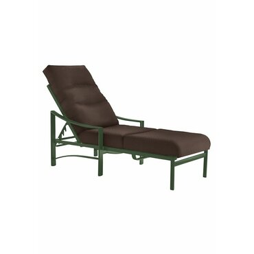 Kenzo Reclining Chaise Lounge with Cushion  sc 1 st  Perigold : reclining chaise lounge - islam-shia.org